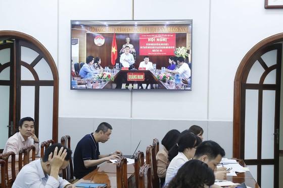 Kiểm tra, giám sát công tác phục vụ bầu cử: Giải quyết kịp thời những vướng mắc từ cơ sở ảnh 1