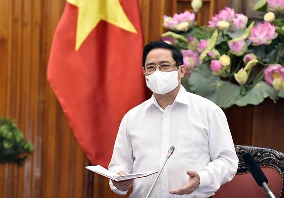 Thủ tướng yêu cầu hoàn thiện kịch bản chống Covid-19 để tổ chức tốt kỳ thi THPT quốc gia ảnh 1