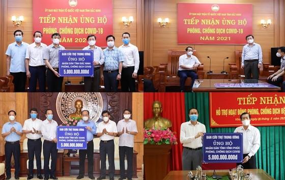 Hỗ trợ Bắc Giang, Bắc Ninh, Vĩnh Phúc chống dịch Covid-19 bùng phát ảnh 2