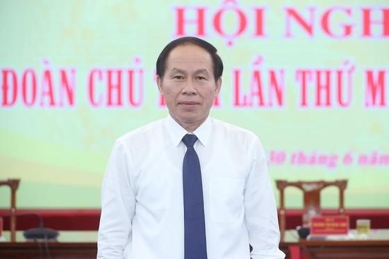 Bí thư Tỉnh ủy Hậu Giang được hiệp thương làm Phó Chủ tịch-Tổng Thư ký Ủy ban Trung ương MTTQ Việt Nam ảnh 1