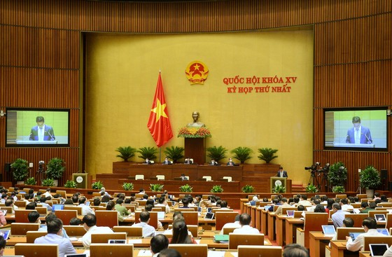 Đại biểu Quốc hội đề xuất Quốc hội giám sát về công tác cán bộ ảnh 1