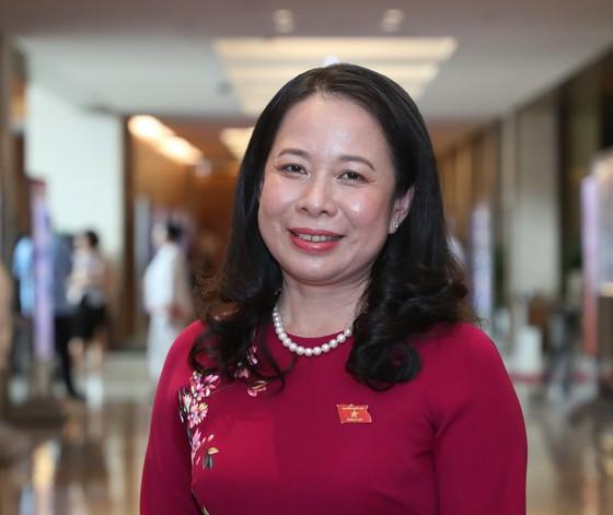 Chánh án Tòa án nhân dân tối cao Nguyễn Hòa Bình tuyên thệ nhậm chức ảnh 3