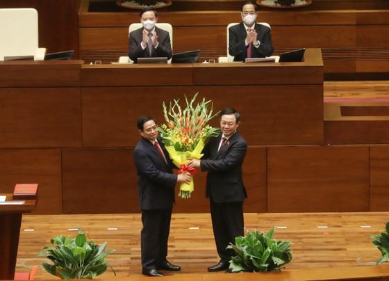   Thủ tướng Phạm Minh Chính: Sẽ bảo vệ cán bộ dám nghĩ, dám làm vì lợi ích chung ảnh 3