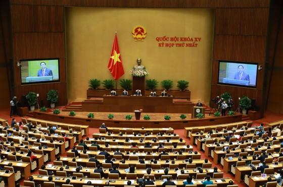  Thủ tướng Phạm Minh Chính: Sẽ bảo vệ cán bộ dám nghĩ, dám làm vì lợi ích chung ảnh 2