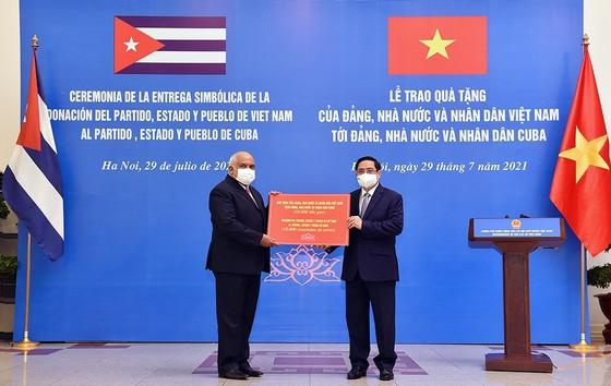Việt Nam-Cu Ba thúc đẩy hợp tác sản xuất vaccine tại Việt Nam ảnh 1