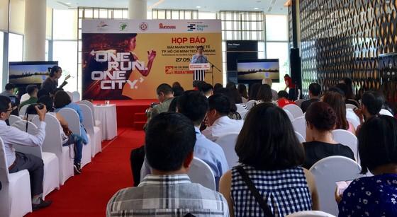Giải Marathon Quốc tế TPHCM Techcombank thu hút hơn 3.000 người tham gia ảnh 1