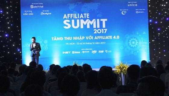 Trên 2.000 lượt khách tham dự Affiliate Summit 2017 ảnh 2