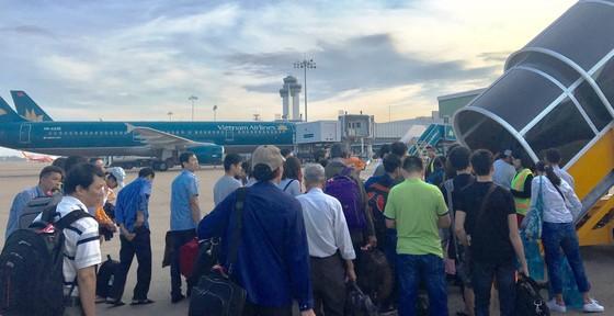 Hàng ngàn thanh niên tham gia Ngày hội Văn hóa an toàn hàng không ảnh 2
