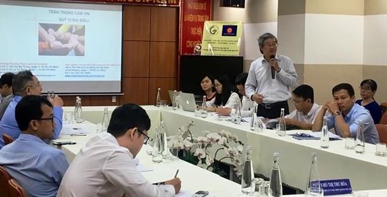 Các chuyên gia góp ý phát triển smart logistics ở TPHCM ảnh 1