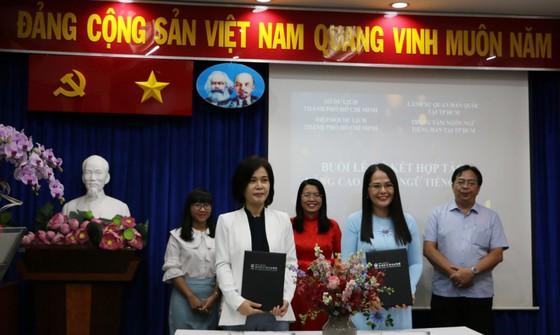 Sở Du lịch TP mở lớp học tiếng Hàn Quốc miễn phí ảnh 1