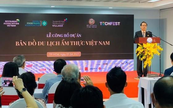"""Giới thiệu dự án """"Bản đồ du lịch ẩm thực Việt Nam"""" ra cộng đồng ảnh 2"""