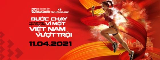 Khởi động Giải Marathon quốc tế TPHCM Techcombank  ảnh 2
