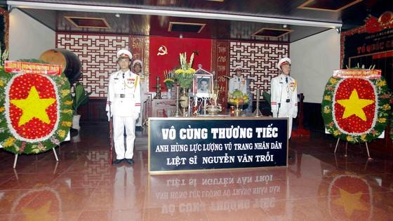 Đưa hài cốt anh hùng Nguyễn Văn Trỗi về Nghĩa trang Liệt sĩ TPHCM ảnh 3