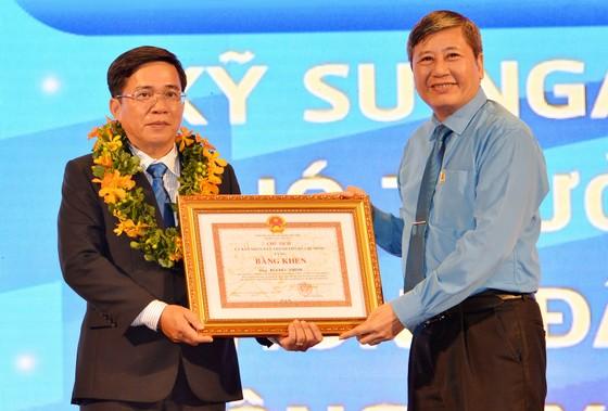 Giải thưởng Tôn Đức Thắng năm 2018: Phẩm chất sáng tạo của kỹ sư, công nhân TPHCM tỏa sáng ảnh 1