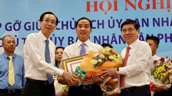 """Chủ tịch UBND TPHCM Nguyễn Thành Phong yêu cầu chủ tịch phường tránh việc làm """"có hại cho dân"""" ảnh 2"""