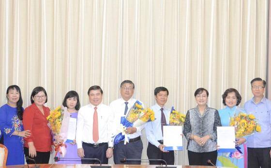 Ông Trần Tuấn Ngọc giữ chức Chánh Văn phòng Đoàn Đại biểu Quốc hội và HĐND TPHCM ảnh 1