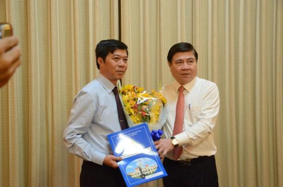 Ông Trần Tuấn Ngọc giữ chức Chánh Văn phòng Đoàn Đại biểu Quốc hội và HĐND TPHCM ảnh 2