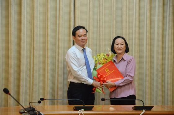 Phó Chủ tịch HĐND TPHCM Trương Thị Ánh nghỉ hưu ảnh 1