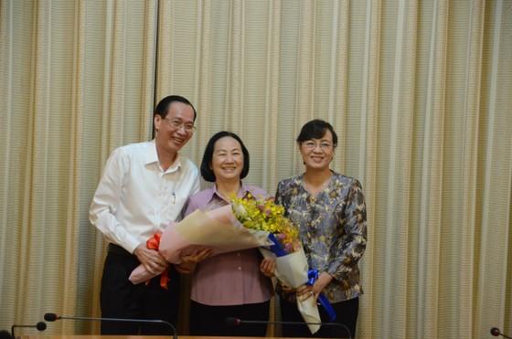 Phó Chủ tịch HĐND TPHCM Trương Thị Ánh nghỉ hưu ảnh 2