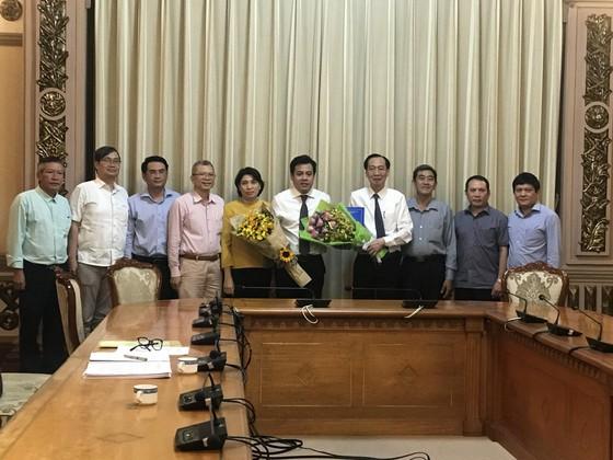 Ông Trần Anh Tuấn làm Phó Giám đốc Sở Kế hoạch – Đầu tư TPHCM ảnh 1