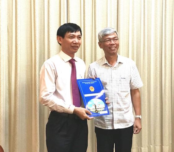 Phó Giám đốc Sở GTVT TPHCM làm Phó Tổng Giám đốc SAMCO ảnh 1