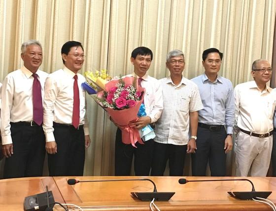 Phó Giám đốc Sở GTVT TPHCM làm Phó Tổng Giám đốc SAMCO ảnh 2