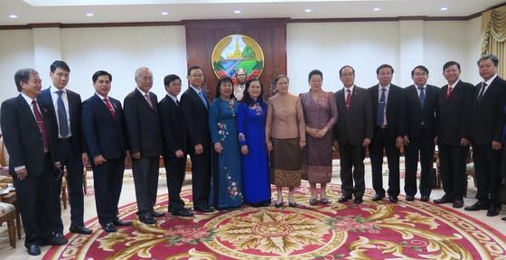 Đề nghị HĐND TPHCM giúp Lào cách thu ngân sách trong lĩnh vực bất động sản ảnh 3