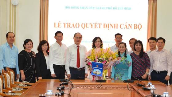 Ủy ban Thường vụ Quốc hội chuẩn y tân Phó Chủ tịch HĐND TPHCM ảnh 1
