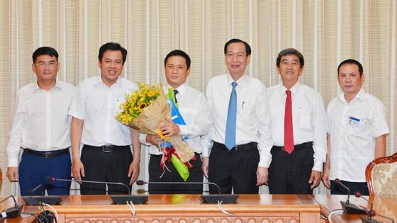Ông Nguyễn Trung Anh làm Phó Giám đốc Sở Kế hoạch – Đầu tư TPHCM ảnh 1