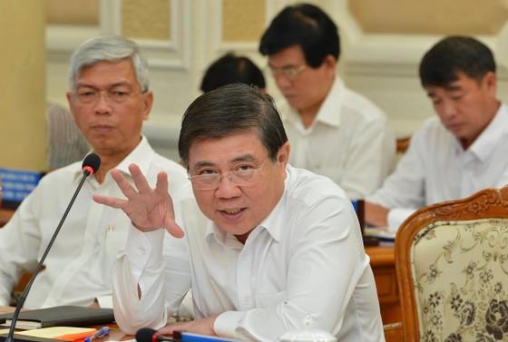 Chủ tịch UBND TPHCM Nguyễn Thành Phong: Chấm dứt giao nhà đầu tư đề xuất dự án ảnh 2