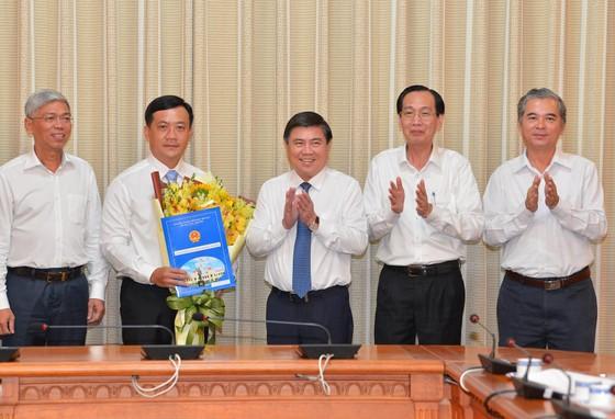 Đồng chí Hà Phước Thắng làm Chánh Văn phòng UBND TPHCM  ảnh 1