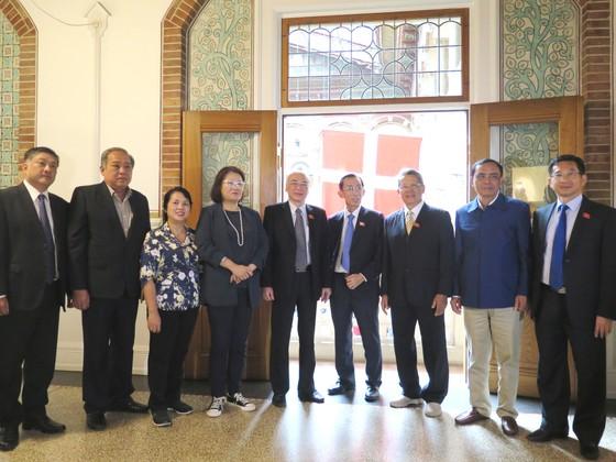 Đoàn ĐBQH TPHCM bắt đầu chuyến thăm, làm việc tại Đan Mạch ảnh 3