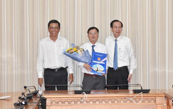 Sở Giao thông vận tải TPHCM và Sở NN & PTNT TPHCM có tân Phó giám đốc  ảnh 1