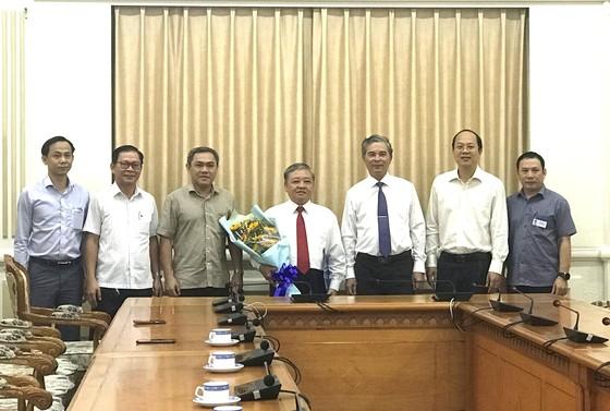 Ông Đinh Văn Hòa làm Phó Trưởng ban Ban Dân tộc TPHCM ảnh 1