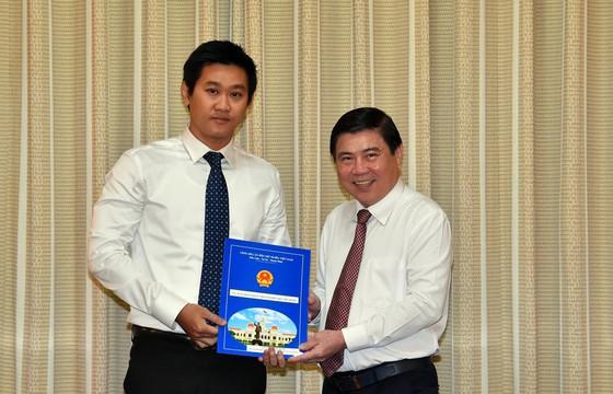 PGS.TS Nguyễn Tấn Phát làm Giám đốc Học viện Cán bộ TPHCM ảnh 3