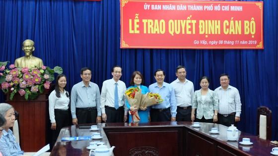 Bà Nguyễn Thị Thanh Vân làm Chủ tịch UBND quận Gò Vấp ảnh 1