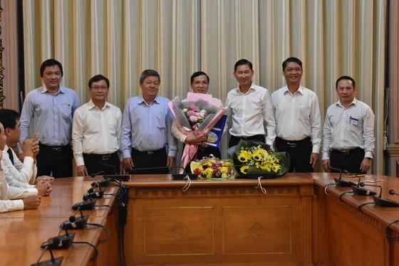 Ông Hoàng Tâm Hòa làm Tổng Giám đốc Tổng Công ty Bến Thành ảnh 3