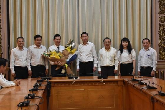 Ông Hoàng Tâm Hòa làm Tổng Giám đốc Tổng Công ty Bến Thành ảnh 2