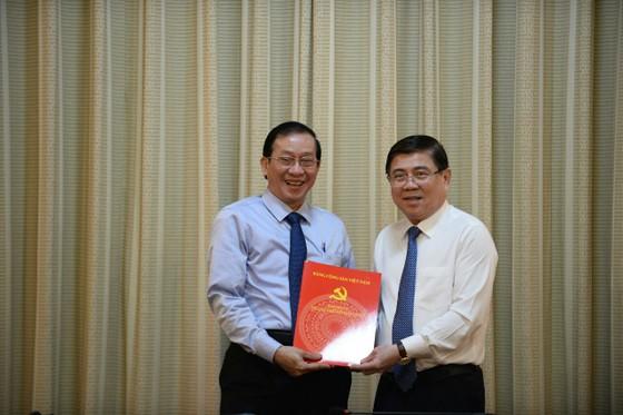 Công ty Phát triển công nghiệp Tân Thuận và Tổng công ty Nông nghiệp Sài Gòn có lãnh đạo mới ảnh 3