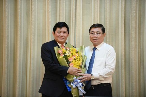 Công ty Phát triển công nghiệp Tân Thuận và Tổng công ty Nông nghiệp Sài Gòn có lãnh đạo mới ảnh 1