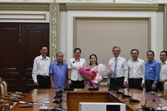Bà Đặng Thị Tuyết Mai giữ chức Phó Trưởng Ban Dân tộc TPHCM ảnh 1