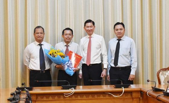 Đồng chí Đinh Ngọc Thắng giữ chức Bí thư Đảng ủy Cục Hải quan TPHCM ảnh 1