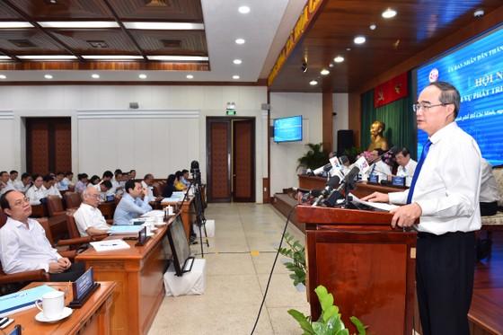 Bí thư Thành ủy TPHCM Nguyễn Thiện Nhân: Làm đúng chức năng, đúng pháp luật thì không sợ sai ảnh 2