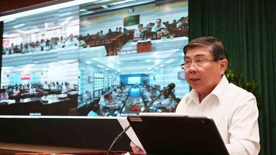 Chủ tịch UBND TPHCM Nguyễn Thành Phong: 99% người dân hài lòng là… chưa sát thực tế ảnh 1