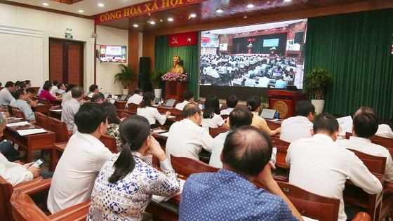Chủ tịch UBND TPHCM Nguyễn Thành Phong: 99% người dân hài lòng là… chưa sát thực tế ảnh 2