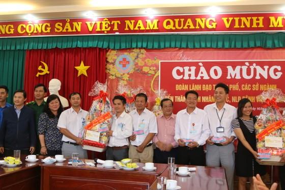 Đoàn đại biểu TPHCM chúc tết các cơ sở cai nghiện ma túy tại Bình Phước, Bình Dương ảnh 2