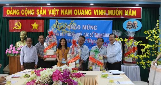Đoàn đại biểu TPHCM chúc tết các cơ sở cai nghiện đặt tại TPHCM ảnh 1