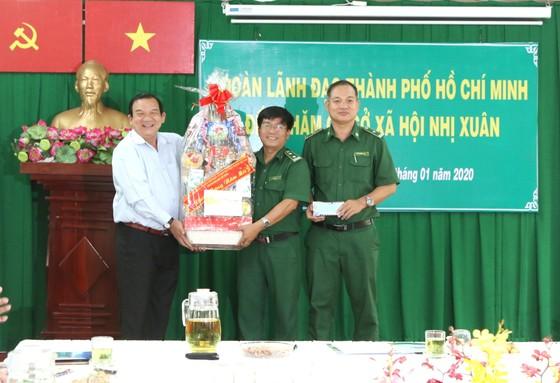 Đoàn đại biểu TPHCM chúc tết các cơ sở cai nghiện đặt tại TPHCM ảnh 2