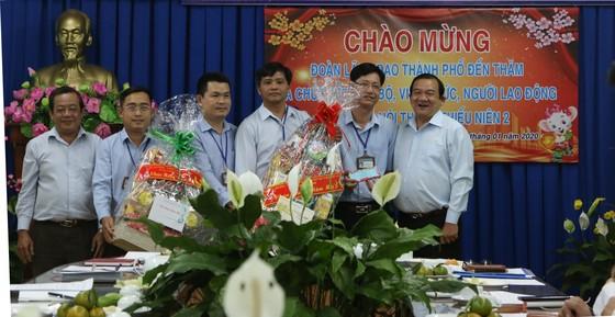 Đoàn đại biểu TPHCM chúc tết các cơ sở cai nghiện đặt tại TPHCM ảnh 3