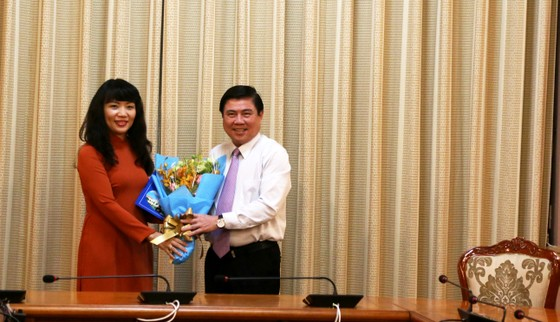 Đồng chí Phạm Thị Hồng Hà làm Giám đốc Sở Tài chính TPHCM ảnh 1